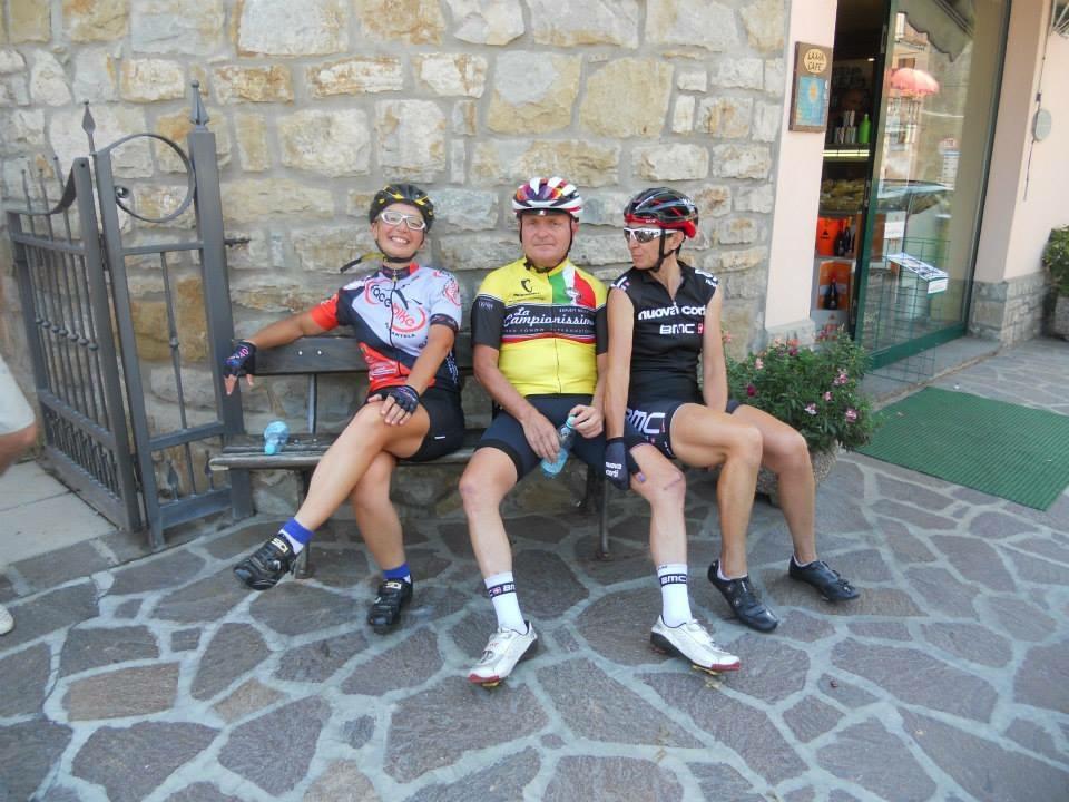 """Ricordi su due ruote: il nonno, la """"Pinarello"""" e il Passo Rombo"""